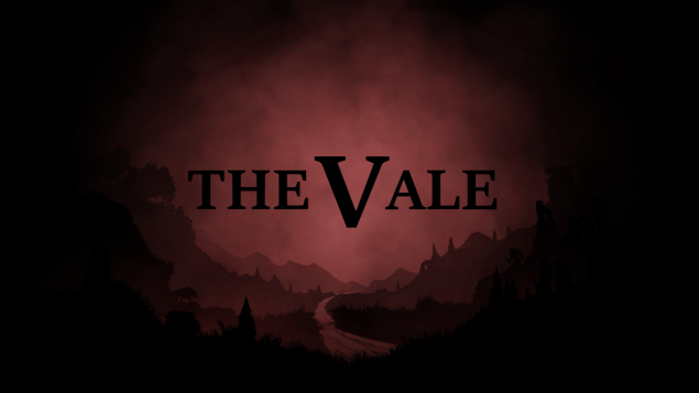 Vale title screen
