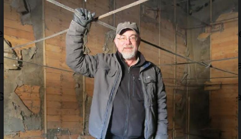 Gordon Goldsborough (PhD), University of Manitoba biology, and amateur historian (supplied)