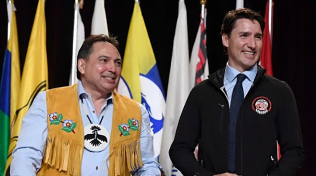 Indigenous leaders want more help from Ottawa to fight COVID-19