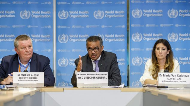 Majority of Canadians and Americans still trust UN health body: poll