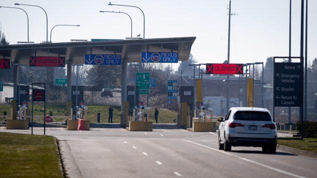 Canada-U.S. border to remain closed until Nov. 21