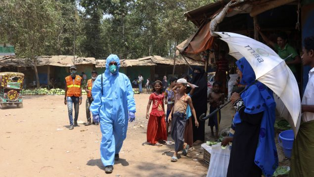 Canadians would support greater global effort to fight pandemic: poll