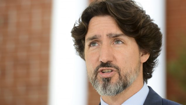 Post in federal minister's WeChat group 'absolutely unacceptable,' says Trudeau