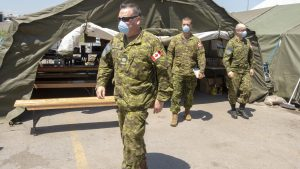 Military report on conditions in Quebec nursing homes details several flaws
