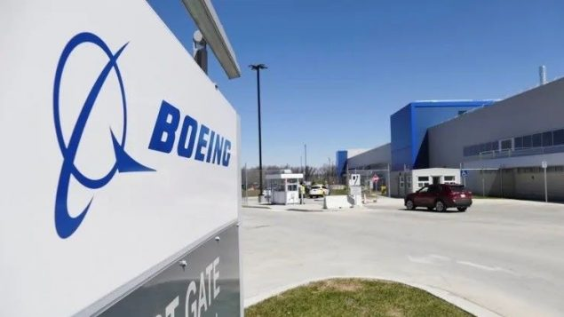 Boeing's financial woes touch down in Canada