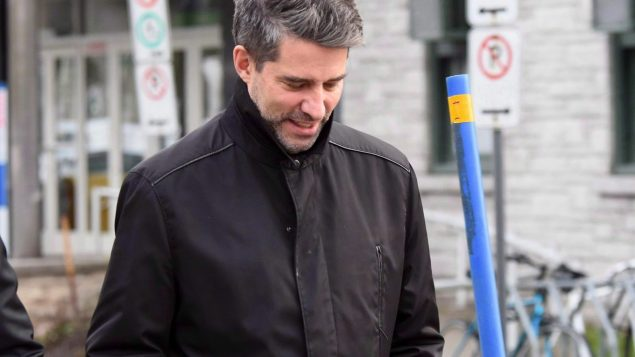 Warrant issued for former PQ leader Boisclair to face assault charges