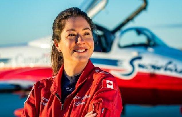 Investigators hone in on possible bird strike in Snowbird jet's fatal crash