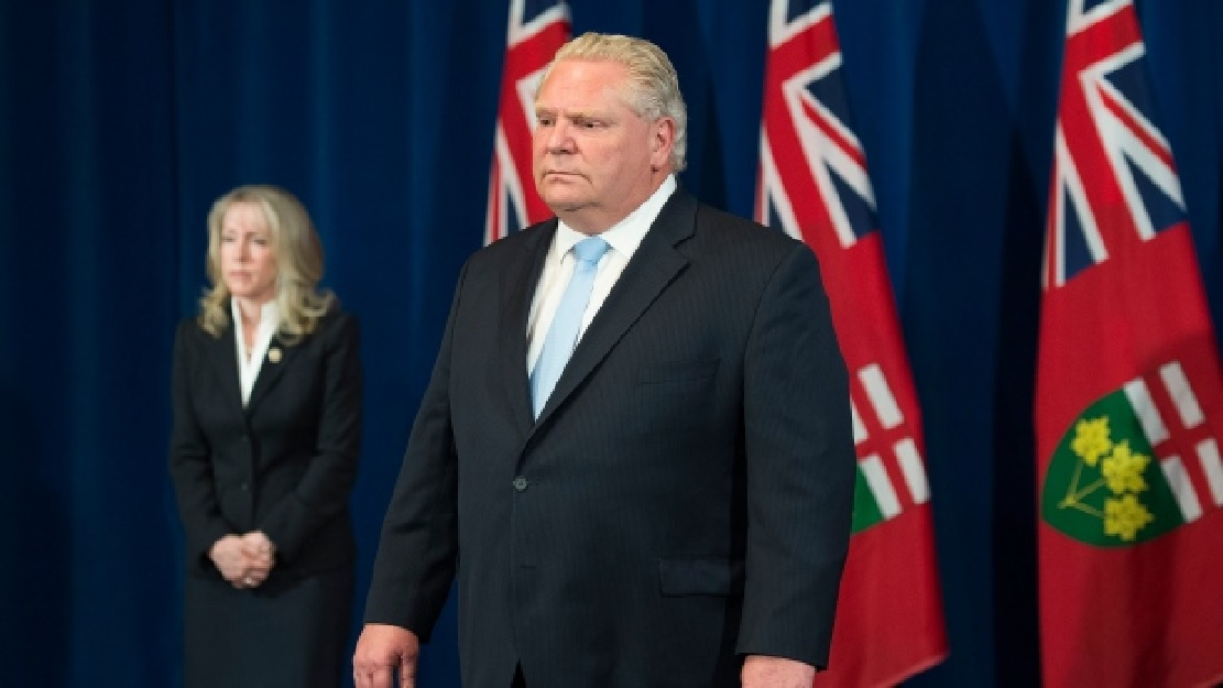 Ontario extends emergency orders for COVID-19 pandemic until June 9