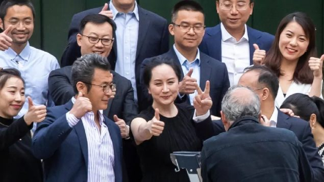 Canada China relations in balance over Meng Wanzhou decision today