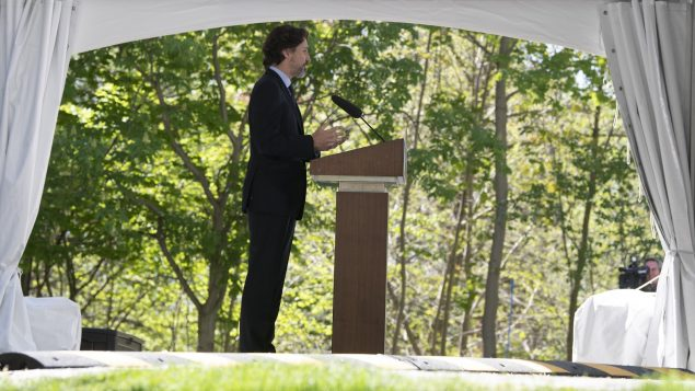 Trudeau will co-host virtual meeting Thursday on global economic crisis