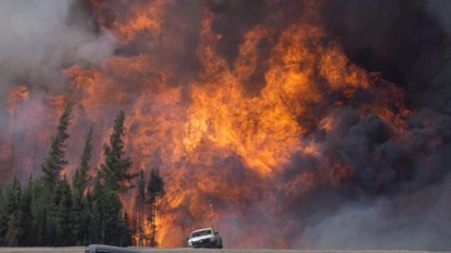 Ottawa invests $5M in wildland fires research