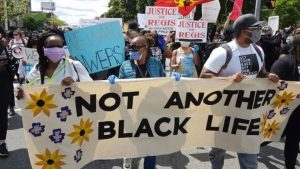 Canadians take to the streets for anti-racism rallies