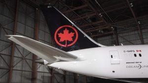 Air Canada suspending service on domestic regional flights