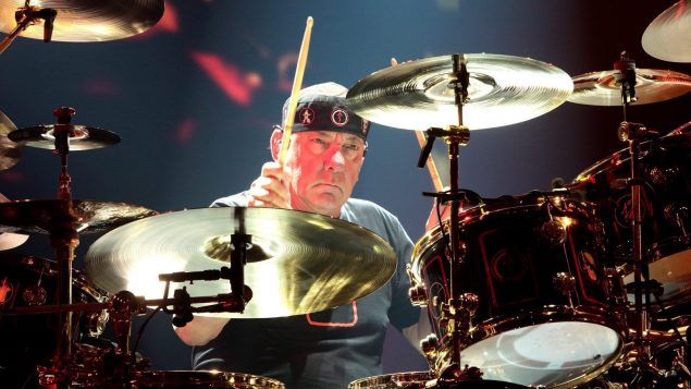 Ontario city names park after iconic Rush drummer and lyricist