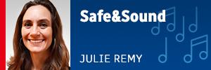 Safe&Sound • Julie Remy