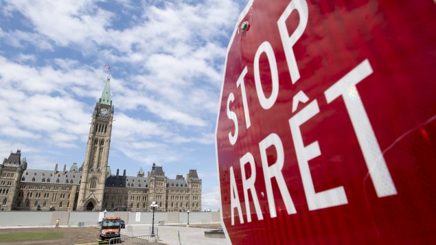 Canada goes for mostly virtual celebrations of its 153rd birthday