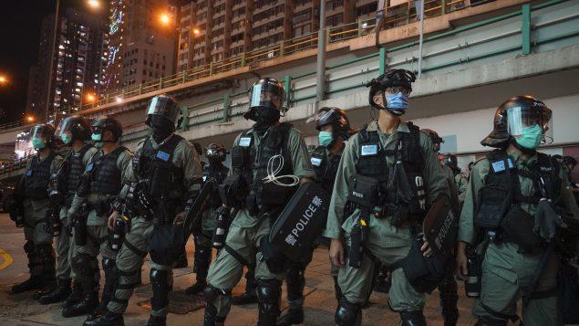 Canada joins 26 nations to condemn China's abuses in Hong Kong and Xinjiang