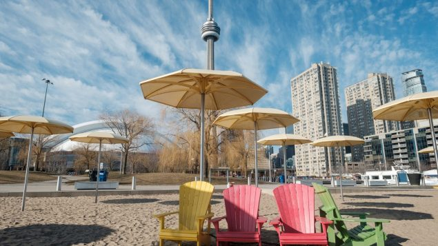 City of Toronto cracking down on beach parties due to health concerns