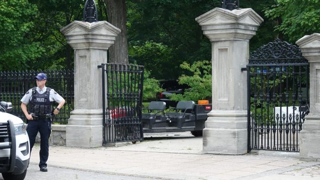 Canadian Ranger faces multiple charges after armed standoff at Rideau Hall
