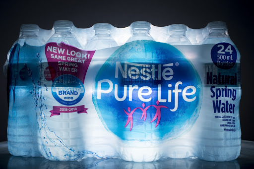 Nestlé Canada to sell bottled water business