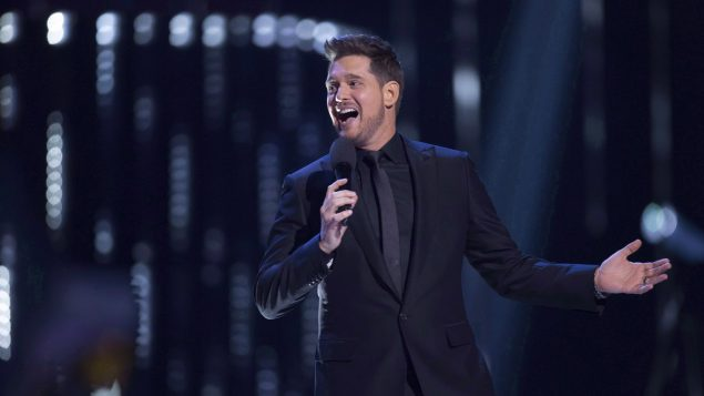 Canadian singer Michael Bublé recognized by British Columbia's highest honour