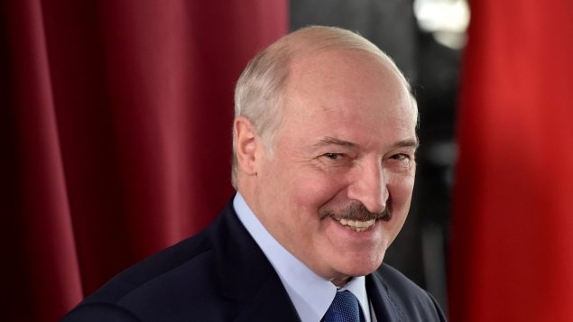 Canada condemns Lukashenko's inauguration for 6th term in Belarus