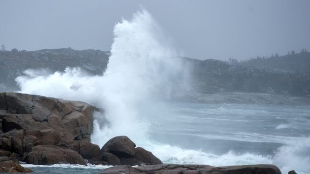 Canada's Atlantic provinces brace for Hurricane Teddy