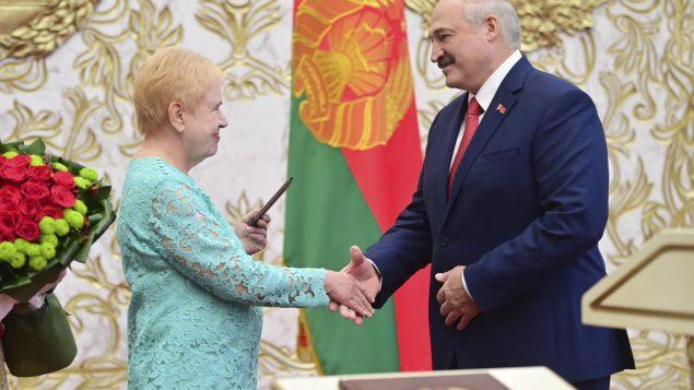 French President Says Longtime Belarus Leader 'must Go'