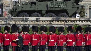 Army chief issues directive to root out extremists in the Canadian Forces