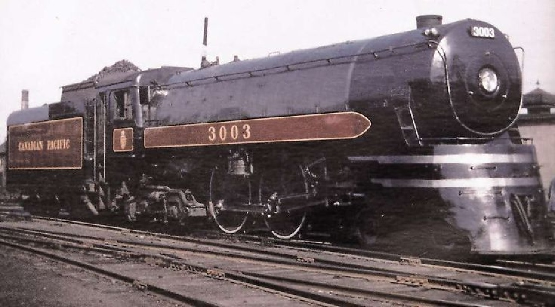 Canada History: Sept. 18, 1936 – The fastest steam locomotive