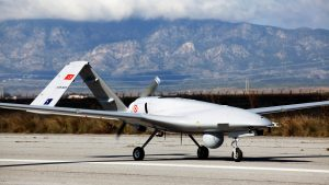 Turkey claims it no longer needs Canadian military drone tech