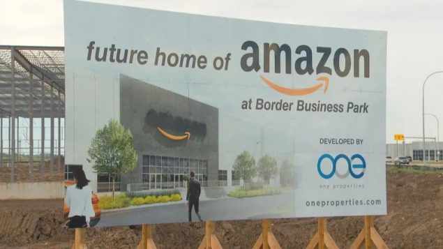 Business juggernaut Amazon continues to widen its presence in Canada