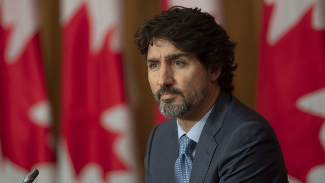 Trudeau warns Canadians not to believe COVID-19 'internment camps' rumours