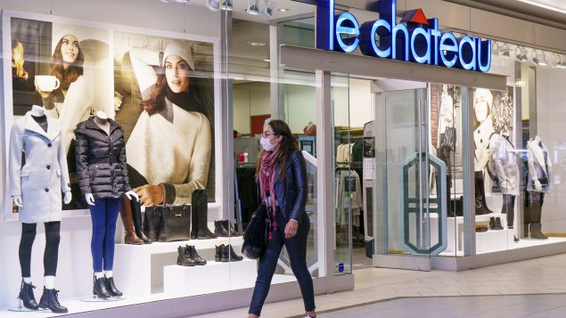 Canadian clothing retailer Le Château seeks bankruptcy protection