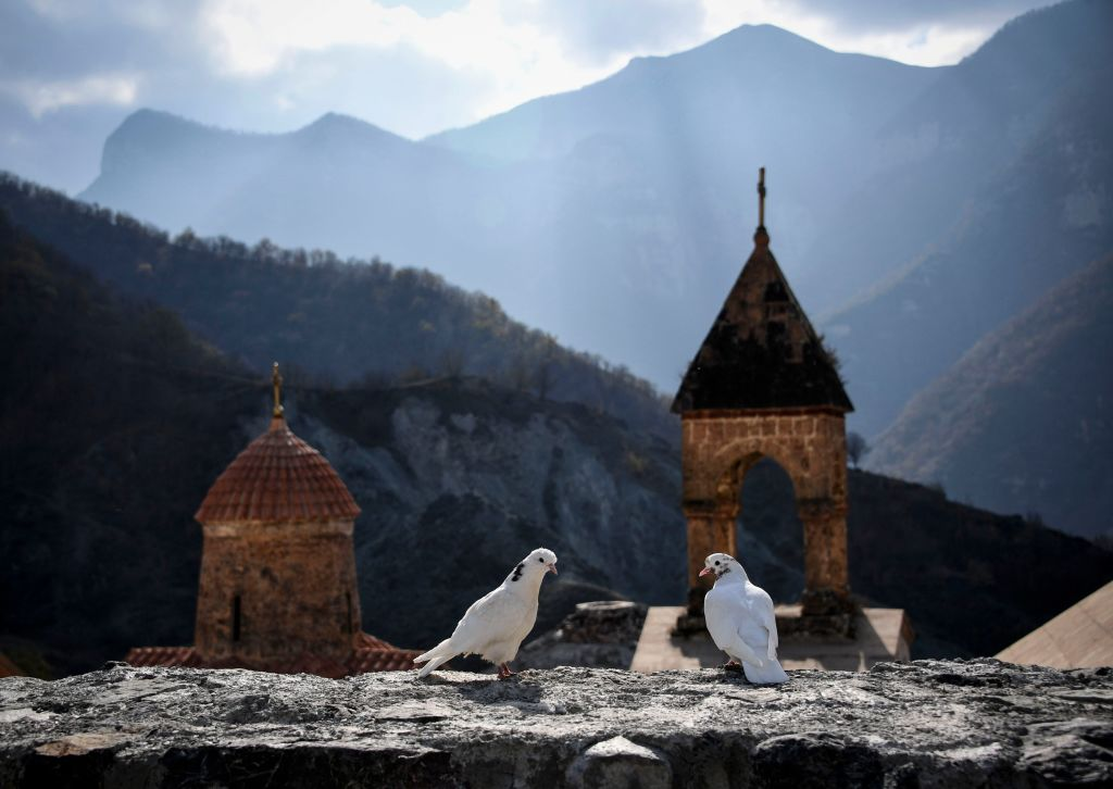 Unravelling the Nagorno-Karabakh knot