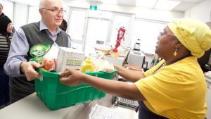 Canadian foodbanks 'wary, anxious' about possible surge in demand