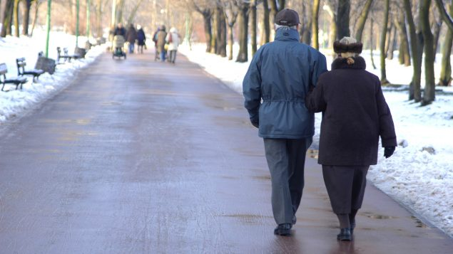 Canadian research identifies walking speed as predictor of dementia