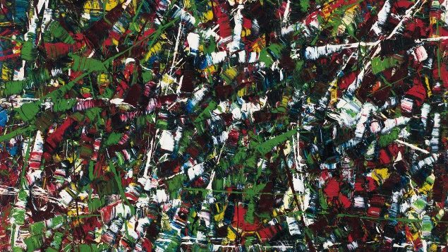 Fine art by Canadians sold at virtual auction