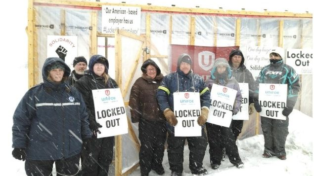 Unions urge Parliamentarian to pass anti-scab law