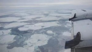 The Arctic's 'last ice area' disappearing faster than thought