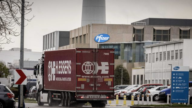 Pfizer reduces vaccine deliveries to Canada as COVID cases continue to climb