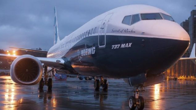 Canada clears Boeing MAX-8 for flight