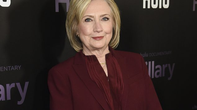 Hillary Clinton to write novel with Canadian author Louise Penny