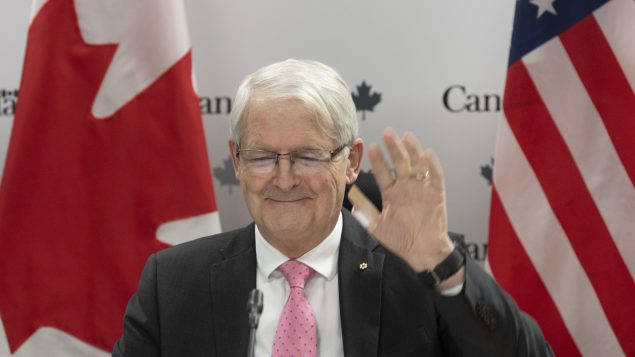 Now is not the time for Canada and U.S. to turn inward, says Garneau