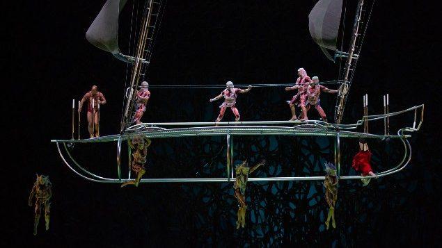 Cirque du soleil to relaunch four shows