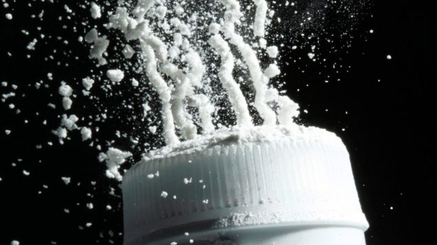 Health Canada warns of dangers of certain talc products