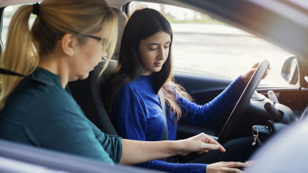 Online tool help parents teach their teens to drive