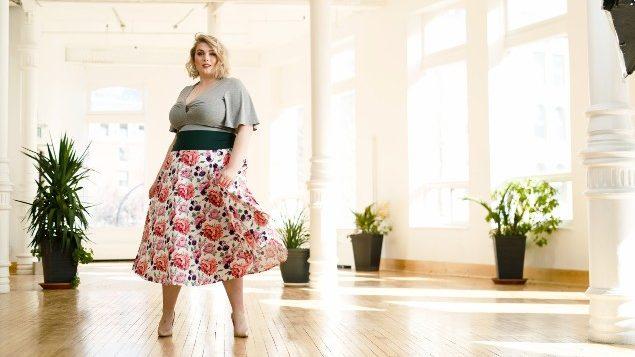 Indigenous designer launches sustainable, plus size clothing