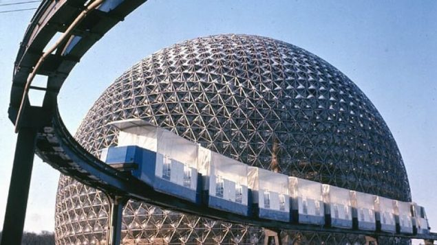 Montreal's Biosphere, once the toast of the town, gets a new lease on life