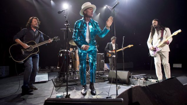 Tragically Hip set to return to national television at Junos in June